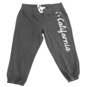 Old Navy - California capri sweat pants